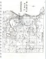 Map Image 009, Crow Wing County 1975